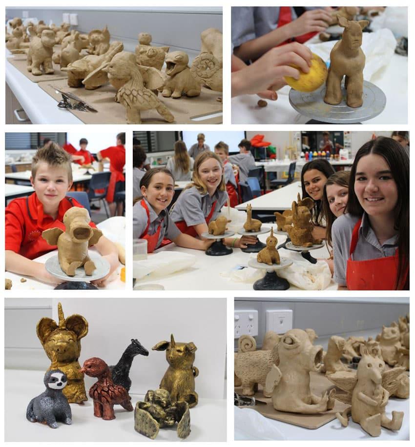 Bob Hawke College Ceramics