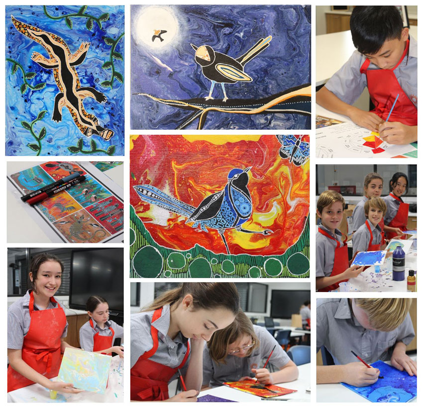 Bob Hawke College Painting